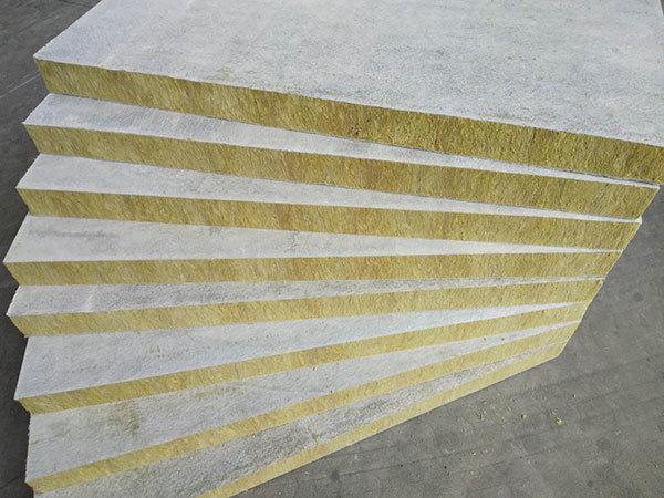 外墙岩棉复合板