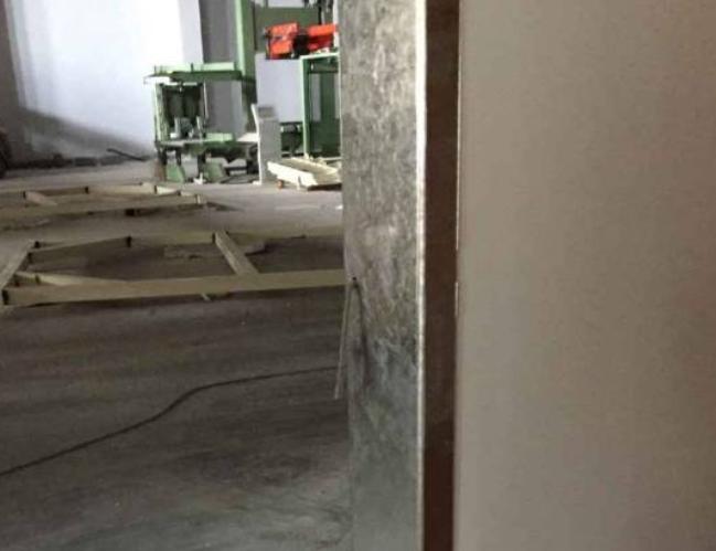 岩棉复合板作为隔断墙
