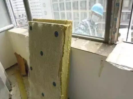 岩棉保温存在安全隐患