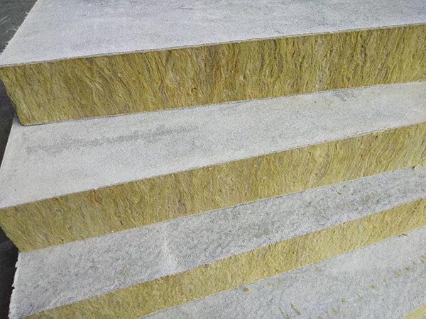 PU岩棉覆膜板