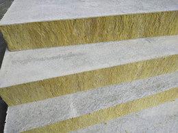 PU岩棉复合板