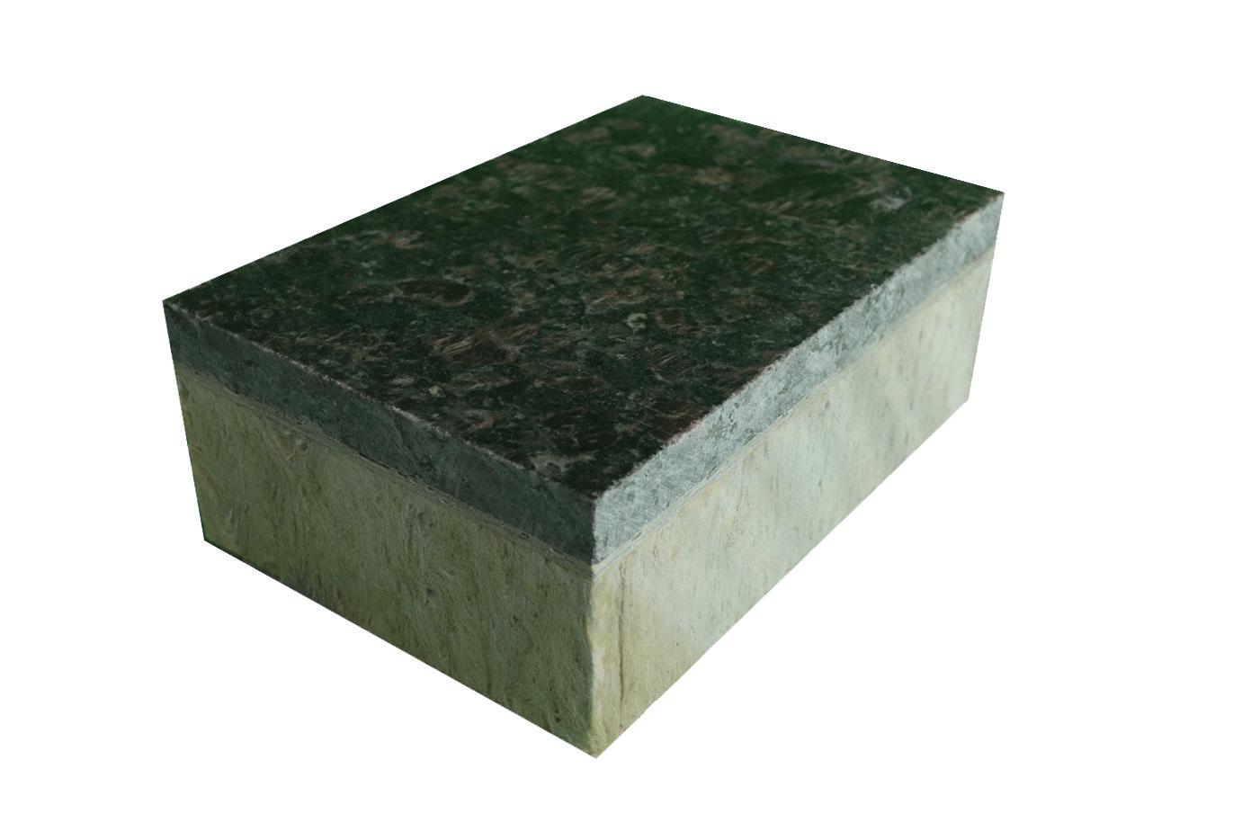 石材保温一体板